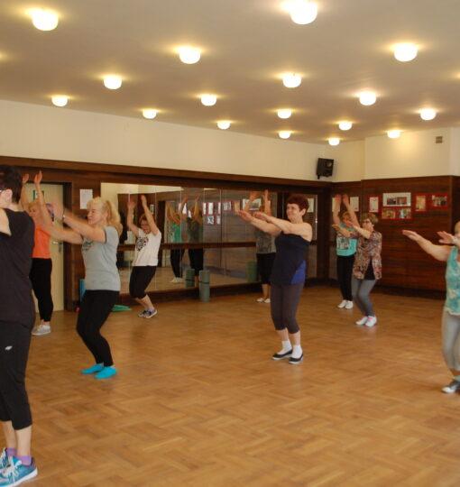 Pracownia taneczno-ruchowa